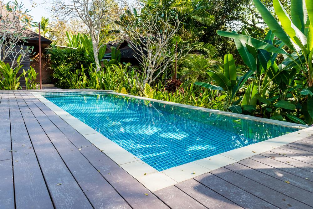 Berger Aquapool Schwimmbad